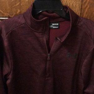 UA Zip Pullover